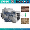 8tph Wood Logs Drum Type Chipping Equipment for Diameter 230mm
