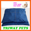 High Quaulity Denim Pet Cushion (WY161023A/B)