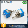 High Quality on-on 6pin Dpdt Mini Toggle Switch (FBELE)