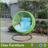 Modern Rattan Furniture Outdoor Synthetic Garden Wicker Swing Chair (CF1434H)