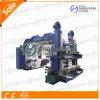 Four Color Plastic Film Flexography Printing Machine