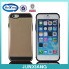 Shockproof Hybrid Armor Case Back Cover TPU Mobile Phone Case for iPhone6 Plus