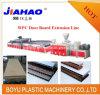 WPC Door Board Production Line, Wood Plastic Door Making Machine