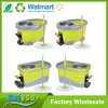 360 Mop, Green Cleaning Small Mop Bucket Foot Pedal