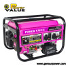 Power Value Portable Silent Gasoline Generator Honda 2.5kw 100% Copper Wire