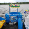 3 Big Wheels Pedal Water Tricycle for Water Amusement Park