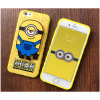 Wholesale Yellow Man Cover Phone Case for iPhone 5/6/6plus