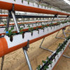 2016 China Commercial Wholesale Hydroponics System for Greenhouse