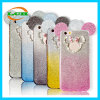 Creative Bowknot Crystal Gradual Change Colorful Case for iPhone 7/6s/6