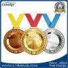 High Quantity Custom Gold Silver Bronze Souvenir Medal
