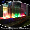 Colorful Aerated Spray Fountain with RGB Lighting