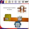 Crane Enlosed Mutipole PVC Linear Linear Guide Rail