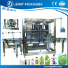 Full Automatic Flow Meter Detergent Lotion Liquid Bottling Filling Machinery