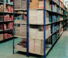 CE Certified Light Duty Warehouse Angel Steel Shelving