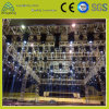 Screw Performance Concert Event Lighting Stage Truss Systems