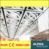 Aluminum Interior Curtain Wall Customized Facade Panels and Claddings