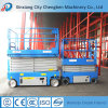 Self Propelled Mobile Scissor Lift for Ceiling Cleaning