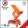 400kg 800kg Automatically Tilting Movable Scissor Lift Table