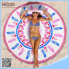Cheap Price Microfiber Round Beach Towel Soft High Quality Round Beach Towel