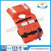 Solas Approved Safety Lifejacket Marine Lifesaving Foam Life Jacket