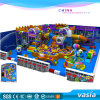 2016 New Design Kids Indoor Playground with Soft Games