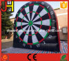 Inflatable Foot Dart, Inflatable Soccer Dart, Velcro Soccer Dart