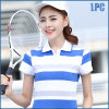 Classic Stripes Fashion Brand of Custom Logo Polo Shirt by China