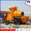 Built-in South Korea Oil Pump Concrete Mixing Pump