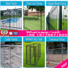 Swing Gate Metal Gate/ Customized Aluminum Fence Gate and Black Aluminum Fence Panel & Aluminium Fence