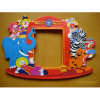 Soft PVC Fridge Magnetic Funny Photo Frame
