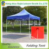 Windproof Pagoda Customized Advertising Detachable Tent with Printing
