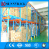Heavy Duty Warehouse Storage Drive-in Pallet Rack System