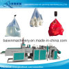 Small Bags T Shirt Bags Making Machine