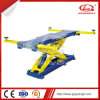Factory Supply High Quality One Hydraulic Cylinder Scissor Car Lift for Car Garage with Ce
