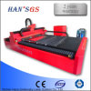 Sheet Cutting with Fiber Laser Cutting Equipment From Hans GS