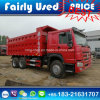 Low Price Used 10 Wheels HOWO Dump Truck for Sale