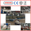 Plastic Resin Powder Turbo Mixer PVC Mixing Machine