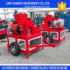 High Quality Semi-Automatic Soil Interlock Brick/Block Machine Price