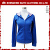Best Price Custom Made Women′s Blue Shrug Sweater Hoodies (ELTHI-20)
