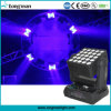25PCS 15W Quad LED Stage Light / Beam Moving Head /Matrix Beam