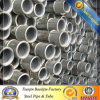 Threaded Steel Pipe with Couplings