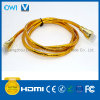 HDMI 19 Pin Plug-Plug Cable for 4K & HDTV with LED Pulg
