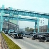 A-Leg Double Girder Gantry Crane