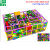 2015 Latest Beautiful Kids Commercial Indoor Playground (BJ-AT117)