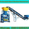 Qtj4-35 Manual Block Machine for Sale