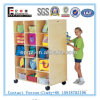 Bookcase for Daycare Children Furniture /Laminate Bookcase Designs/Sale Cheap Kids Bookcase