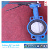 EPDM Sealing Wafer Type Butterfly Valve with Handle Bct-Wbfv-09