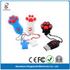 Novelty Silicon /Rubber Cat Foot USB Flash Drive (KW-0141)