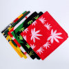 Wholesale New Fashion Cheap Customized Hip Hop Polyester Square Bandana