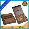 Foldable Cardboard Tea Box with Magnetic Closure
